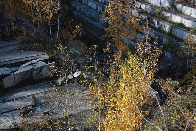 Заброшка в Новосибирске