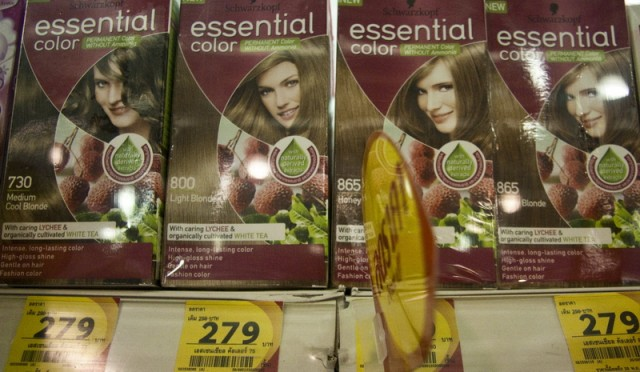 Цены на косметику в Таиланде