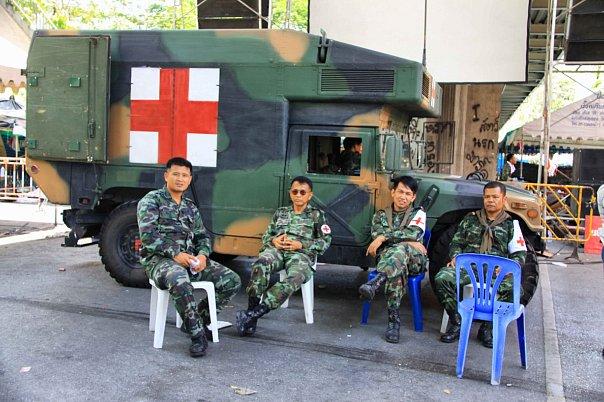 Митинги в Бангкоке в 2010 (42)