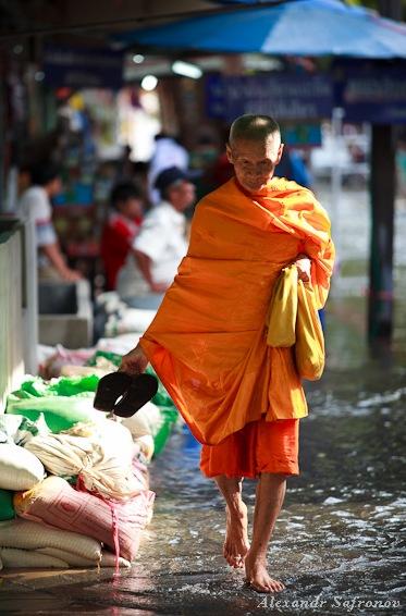 Наводнение в Бангкоке: как это было на самом деле (42)