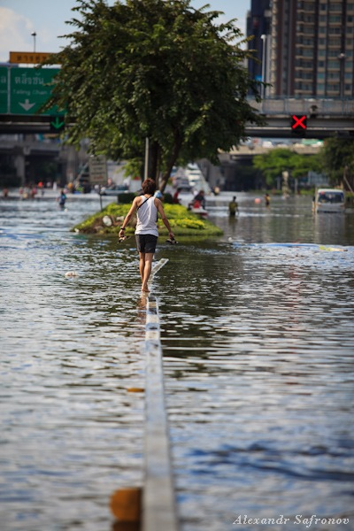 Наводнение в Бангкоке: как это было на самом деле (40)