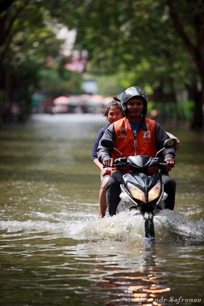 Наводнение в Бангкоке: как это было на самом деле (36)
