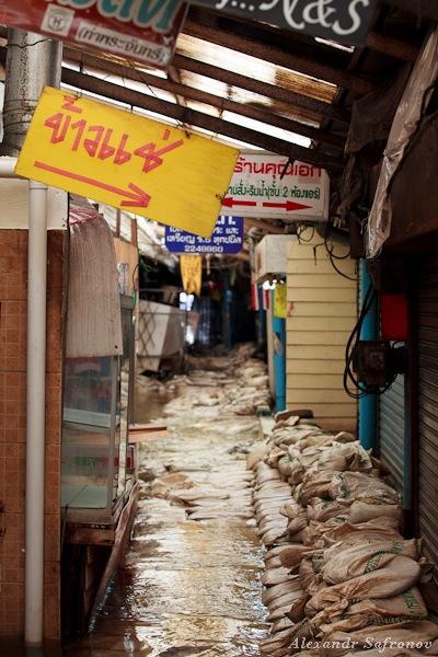 Наводнение в Бангкоке: как это было на самом деле (34)