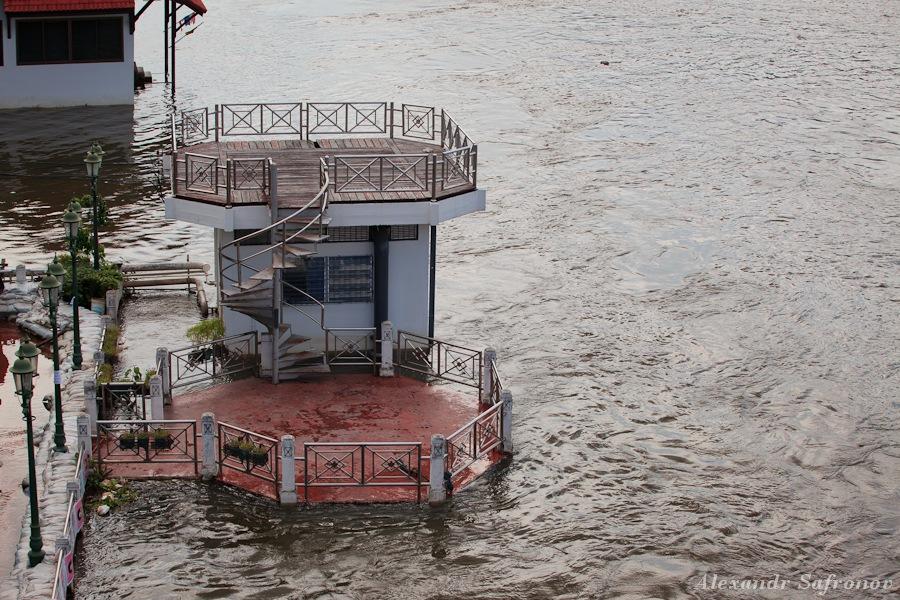 Наводнение в Бангкоке: как это было на самом деле (17)