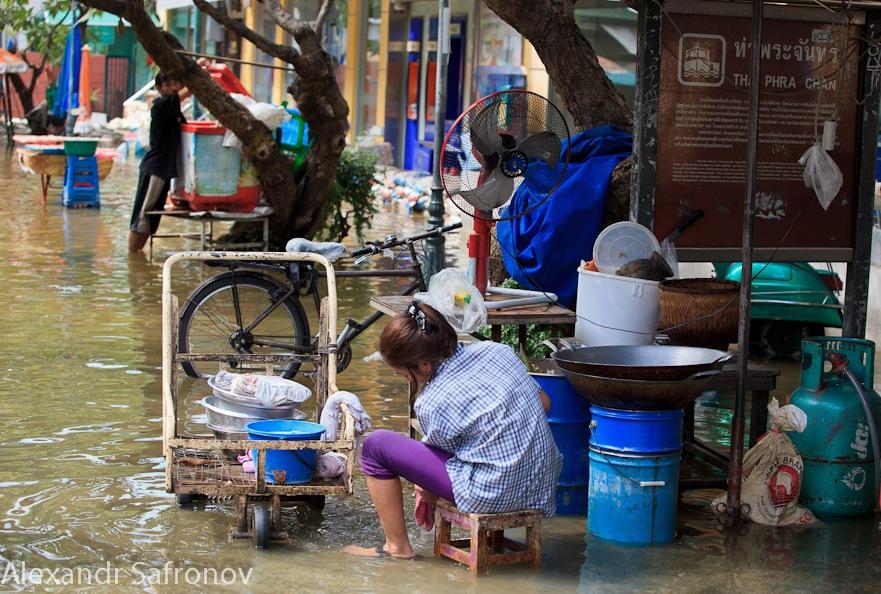 Наводнение в Бангкоке: как это было на самом деле (20)