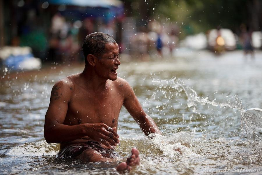 Наводнение в Бангкоке: как это было на самом деле (29)