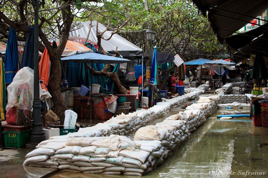 Наводнение в Бангкоке: как это было на самом деле (28)
