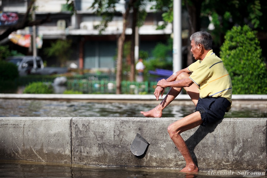 Наводнение в Бангкоке: как это было на самом деле (27)