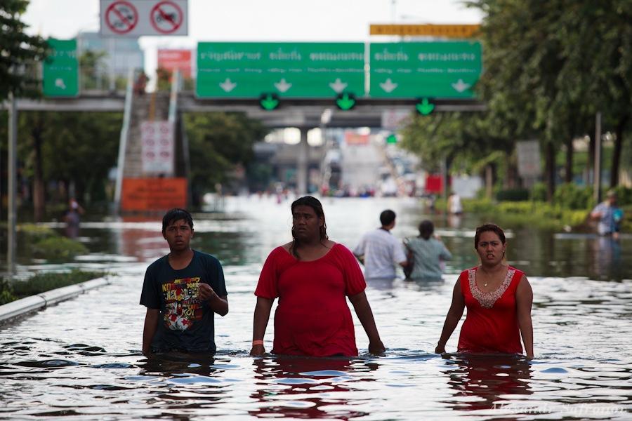 Наводнение в Бангкоке: как это было на самом деле (14)
