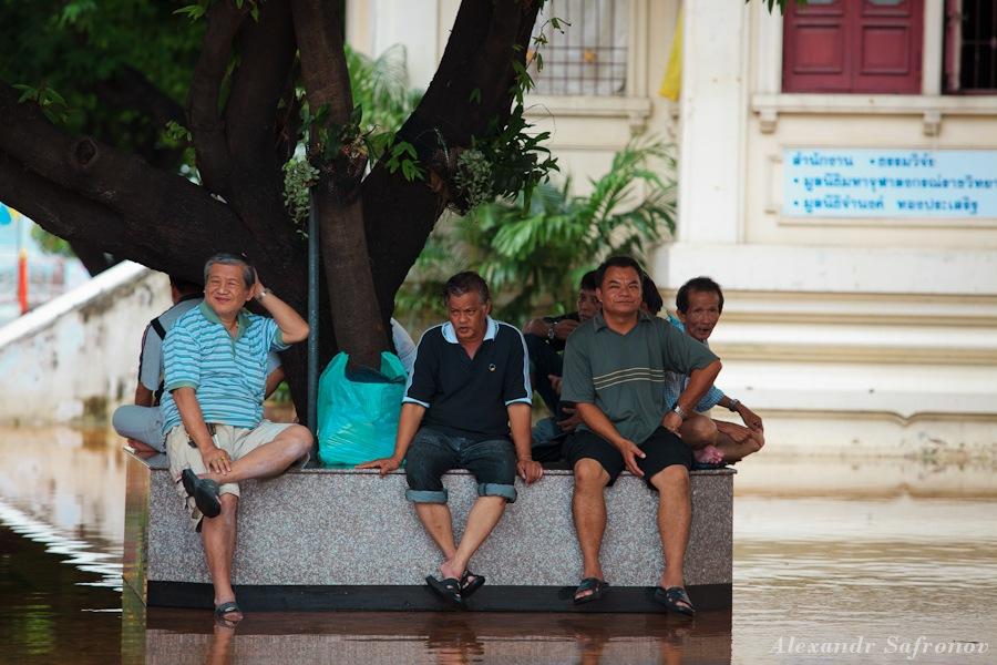 Наводнение в Бангкоке: как это было на самом деле (18)