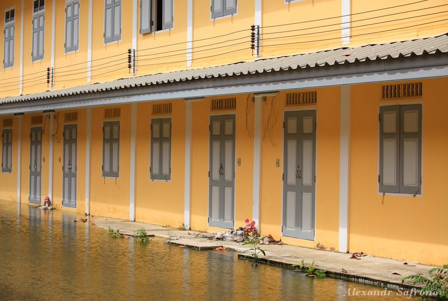 Наводнение в Бангкоке: как это было на самом деле (26)