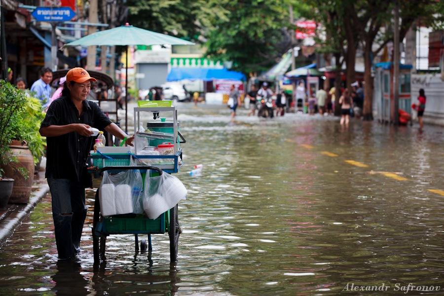 Наводнение в Бангкоке: как это было на самом деле (16)