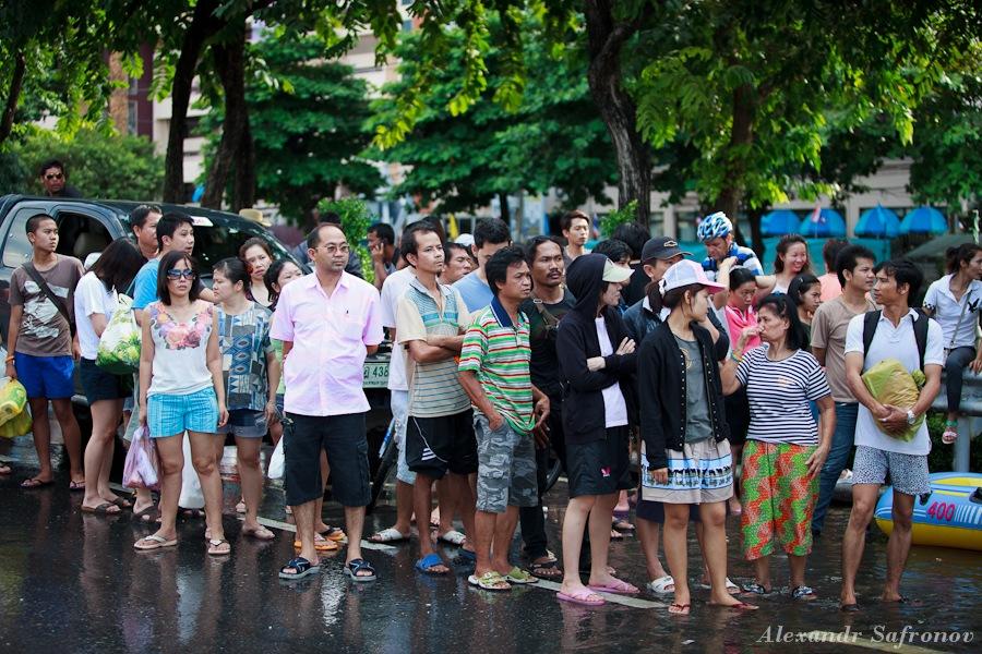 Наводнение в Бангкоке: как это было на самом деле (13)