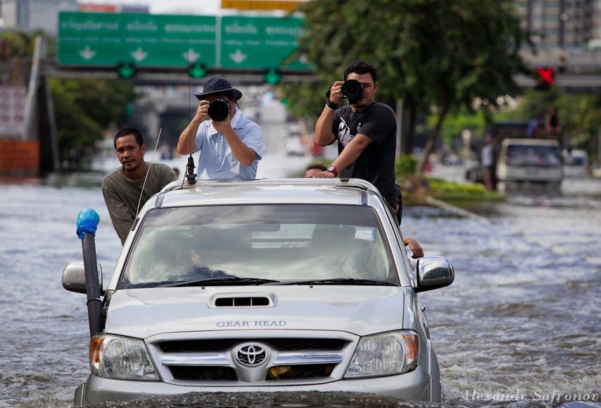 Наводнение в Бангкоке: как это было на самом деле (25)