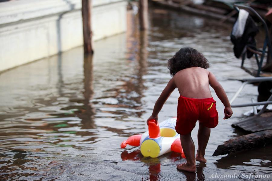 Наводнение в Бангкоке: как это было на самом деле (21)