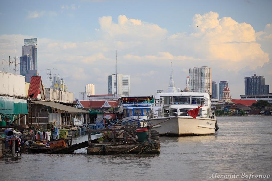 Наводнение в Бангкоке: как это было на самом деле (11)