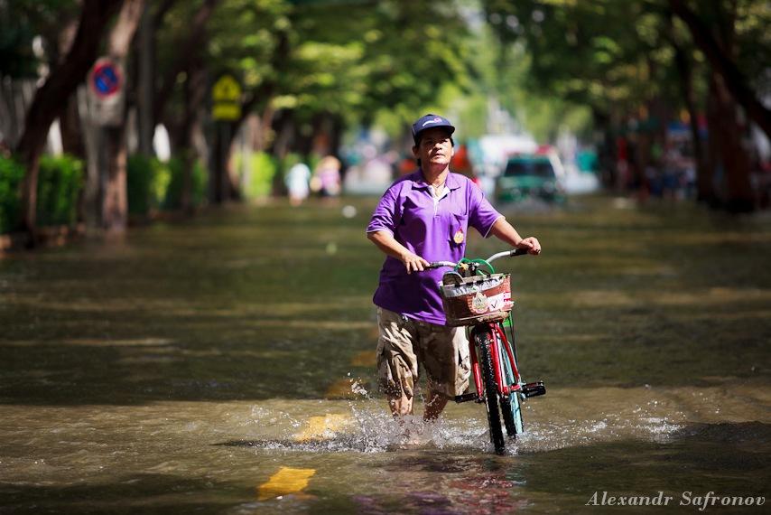 Наводнение в Бангкоке: как это было на самом деле (10)