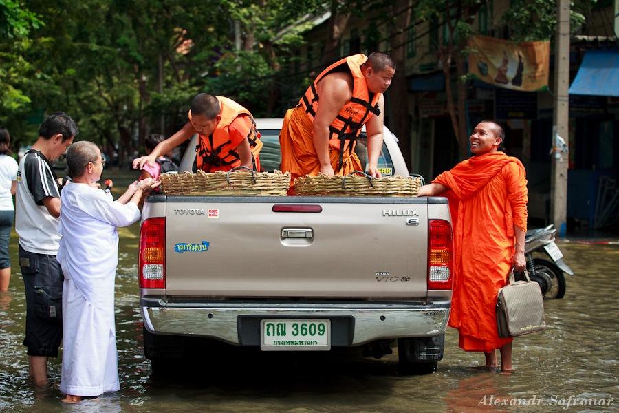 Наводнение в Бангкоке: как это было на самом деле (9)