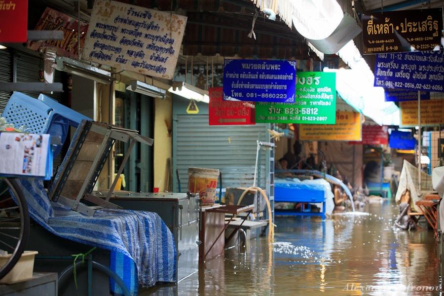 Наводнение в Бангкоке: как это было на самом деле (2)