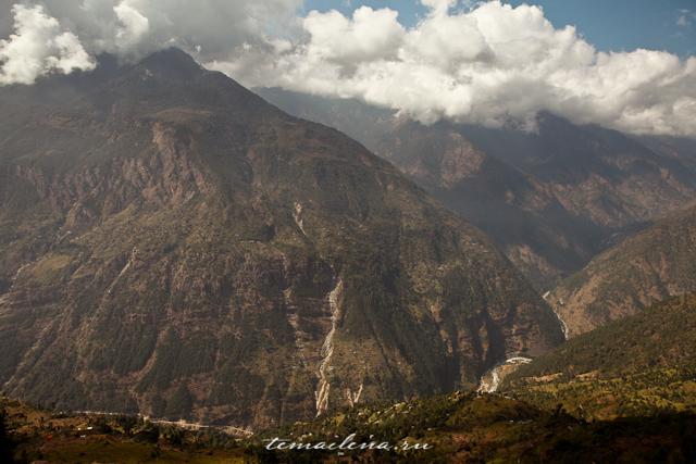 Непальские горы