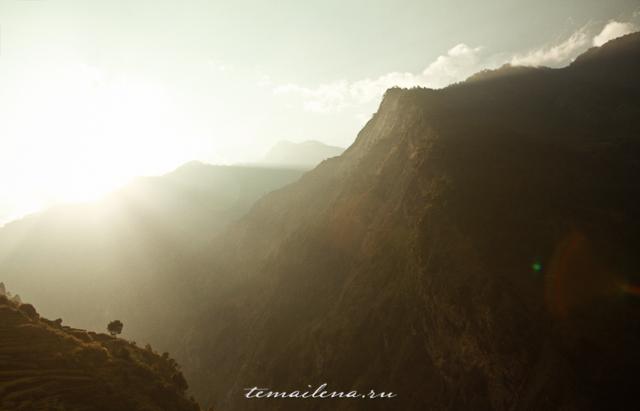 Горы Лангтанга, трек в Непале (87)