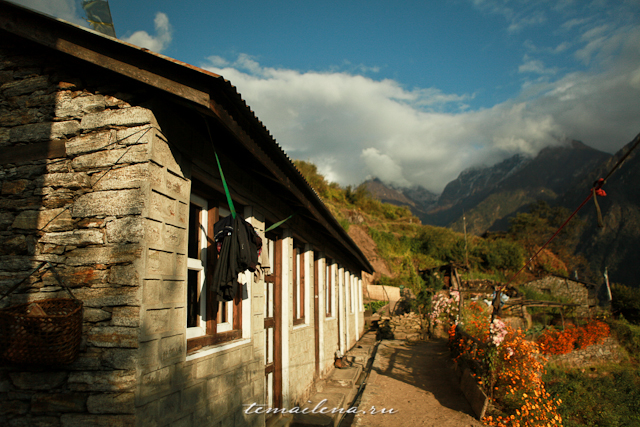 Гесты на треке Непала
