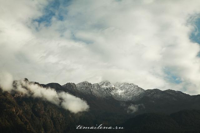 Горы Лангтанга, трек в Непале (82)