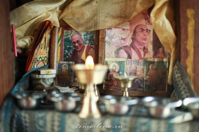 Буддизм в Непале