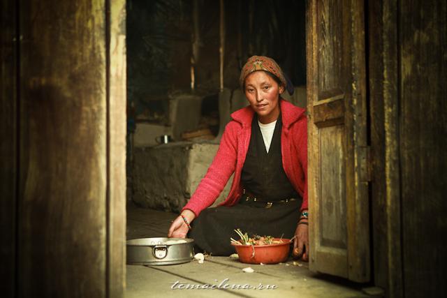 Непальские портреты