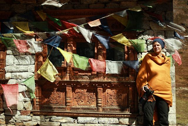 Горы Лангтанга, трек в Непале (61)