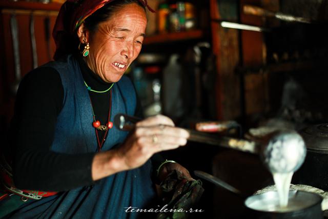 Горы Лангтанга, трек в Непале (49)