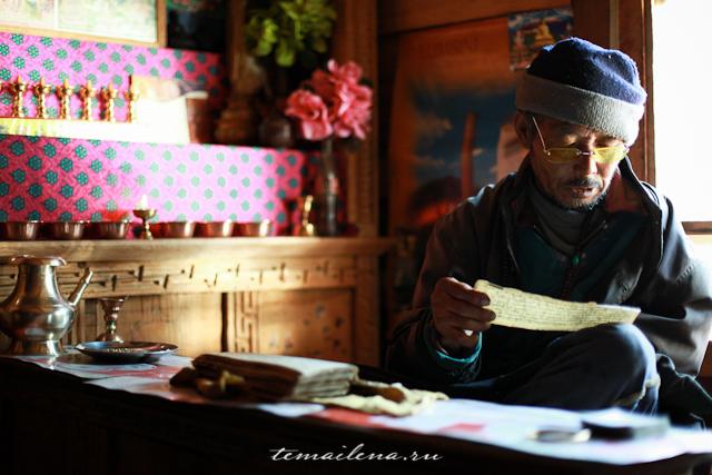 Горы Лангтанга, трек в Непале (44)