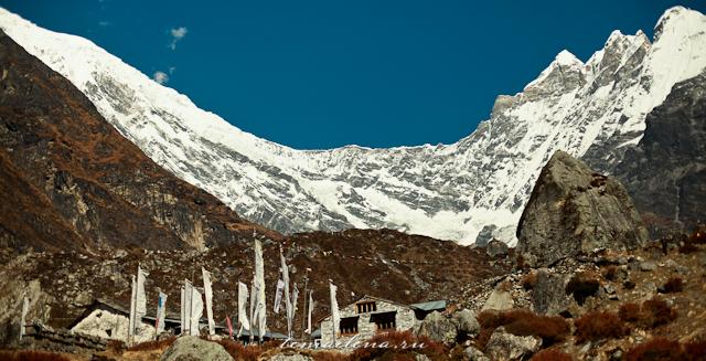 Горы Лангтанга, трек в Непале (25)
