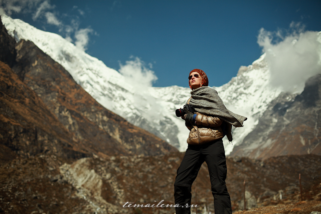 Горы Лангтанга, трек в Непале (24)