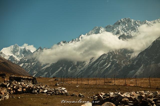 Горы Лангтанга, трек в Непале (16)