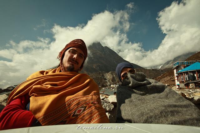 Горы Лангтанга, трек в Непале (14)