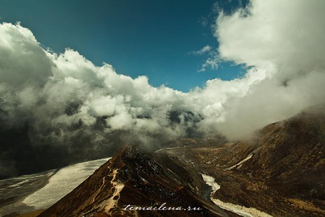 Горы Лангтанга, трек в Непале (4)