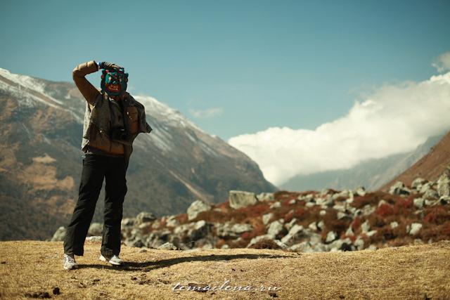 Горы Лангтанга, трек в Непале (1)