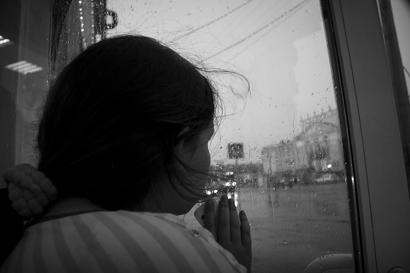 Фотоистория Александра Бендюкова. Новокузнецк. Чб фото (29)