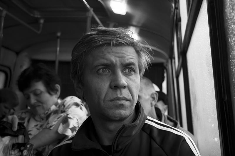 Фотоистория Александра Бендюкова. Новокузнецк. Чб фото (27)
