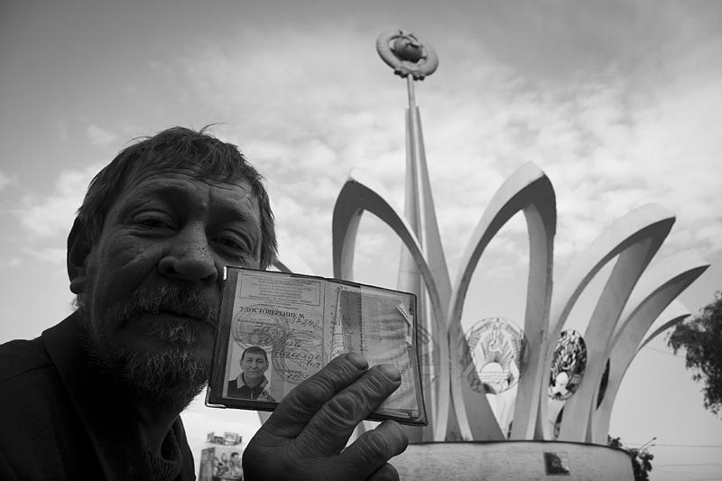 Фотоистория Александра Бендюкова. Новокузнецк. Чб фото (49)