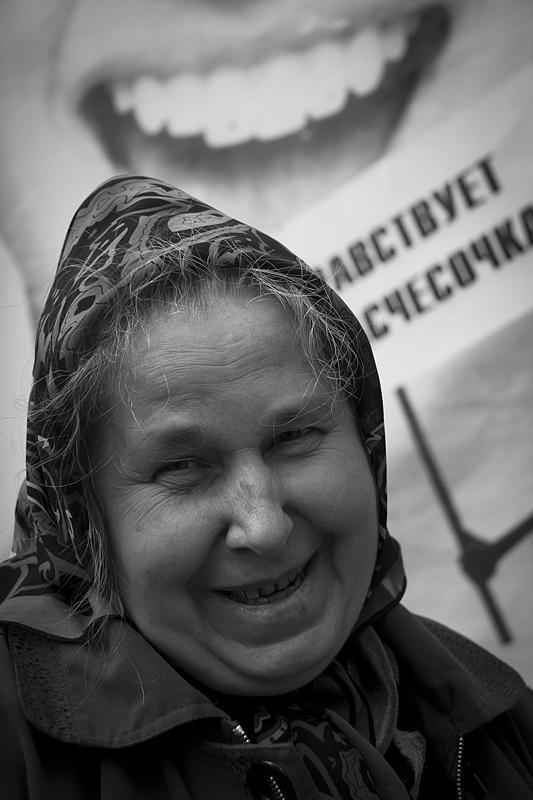 Фотоистория Александра Бендюкова. Новокузнецк. Чб фото (44)