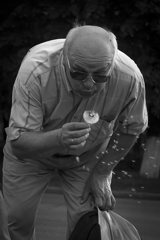Фотоистория Александра Бендюкова. Новокузнецк. Чб фото (41)