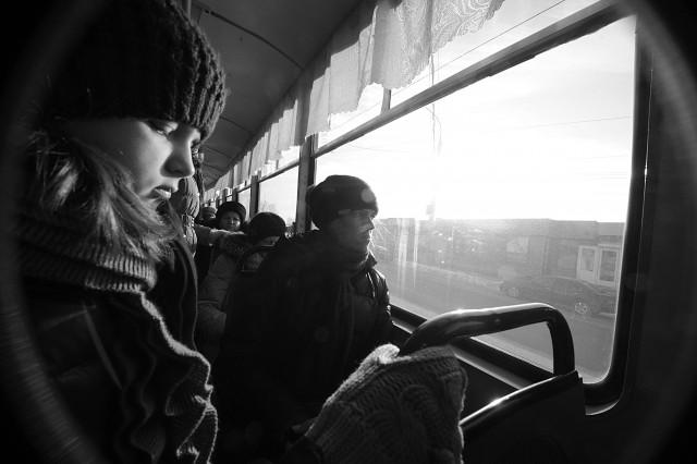 """фотоистория Оксаны Мамлиной """"Трамвайная жизнь"""" (34)"""