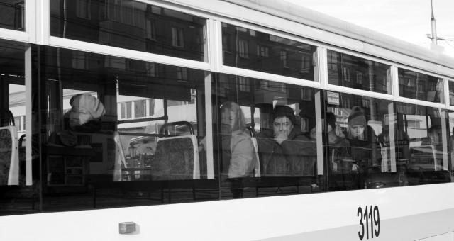 """фотоистория Оксаны Мамлиной """"Трамвайная жизнь"""" (46)"""
