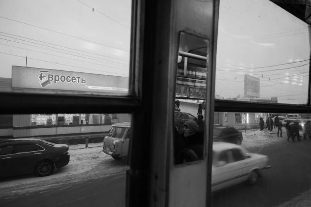 """фотоистория Оксаны Мамлиной """"Трамвайная жизнь"""" (28)"""