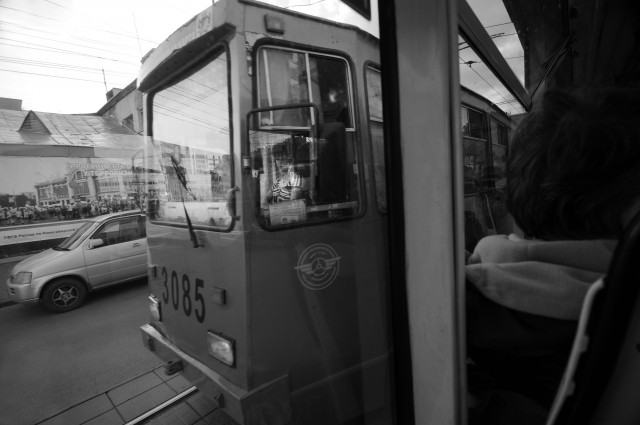 """фотоистория Оксаны Мамлиной """"Трамвайная жизнь"""" (24)"""