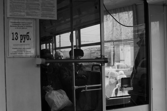 """фотоистория Оксаны Мамлиной """"Трамвайная жизнь"""" (17)"""