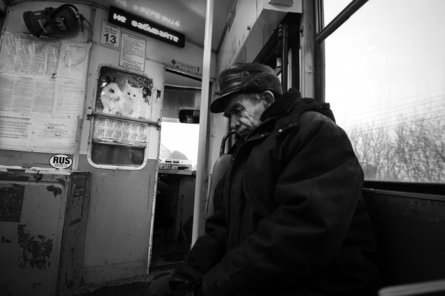 """фотоистория Оксаны Мамлиной """"Трамвайная жизнь"""" (12)"""