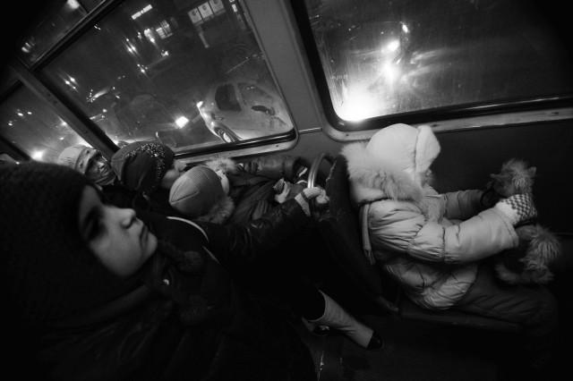 """фотоистория Оксаны Мамлиной """"Трамвайная жизнь"""" (9)"""